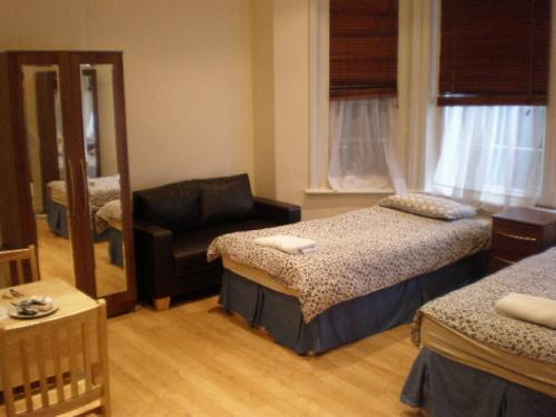 Studio Apartments - Accommodation London - Budget ...